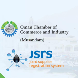OCCI Musandam launches its Supplier Permit on JSRS